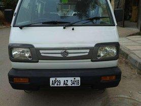 Maruti Suzuki Omni E 8 STR BS-IV, 2013, LPG MT for sale in Hyderabad