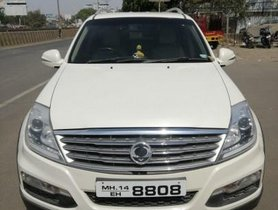 Mahindra Ssangyong Rexton RX5 2014 MT for sale in Pune