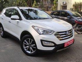 2017 Hyundai Santa Fe 2WD AT for sale in Ahmedabad