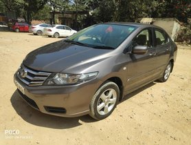 2012 Honda City 1.5 S MT for sale in Bangalore