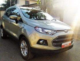 Ford EcoSport 1.5 DV5 Titanium Optional 2014 MT for sale in Bangalore