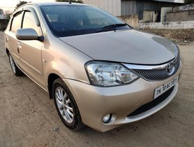 2011 Toyota Platinum Etios MT for sale in Chennai