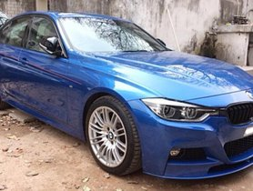 2017 BMW 3 Series 320d M Sport AT for sale in Kolkata