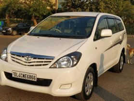 2010 Toyota Innova 2004-2011 MT for sale in New Delhi