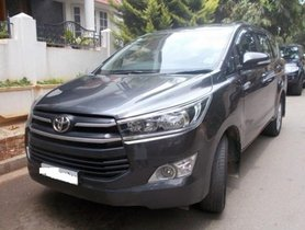 2016 Toyota Innova Crysta 2.8 GX BSIV AT in Bangalore