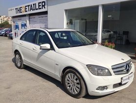 2011 Mercedes Benz C-Class C 250 CDI Elegance AT for sale in Pune