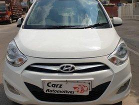 Used 2014 Hyundai i10 Sportz 1.1L MT in Bangalore
