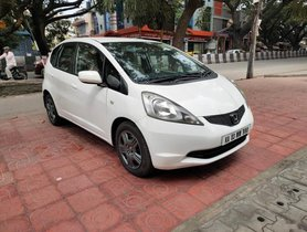 Used 2010 Honda Jazz S MT for sale in Bangalore