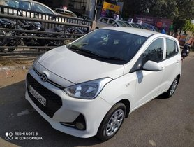 2018 Hyundai Grand i10 1.2 Kappa Sportz Option MT in Jaipur