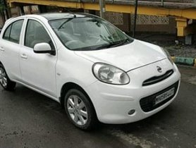 2012 Nissan Micra Diesel XV MT for sale in Thane