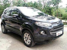 2014 Ford EcoSport 1.0 Ecoboost Titanium Optional MT in Bangalore