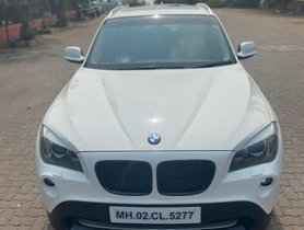 Used 2012 BMW X1 sDrive 20d xLine AT in Mumbai