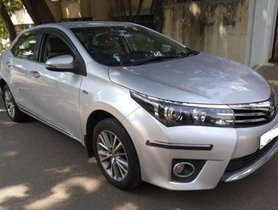 2015 Toyota Corolla Altis VL AT for sale in Bangalore