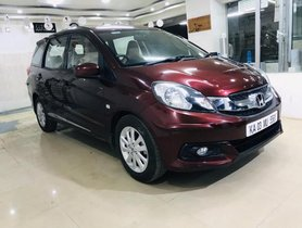 Used 2014 Honda Mobilio V Option i-VTEC MT for sale in Bangalore
