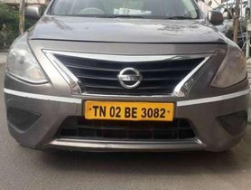 Used 2016 Nissan Sunny XL MT for sale in Chennai