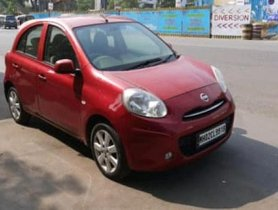 Used Nissan Micra Diesel XV Premium 2012 MT in Thane