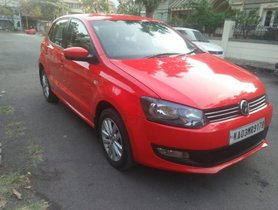 2013 Volkswagen Polo Petrol Highline 1.2L MT for sale in Bangalore