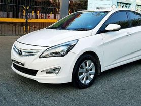 2015 Hyundai Verna 1.6 CRDi SX MT for sale in Pune