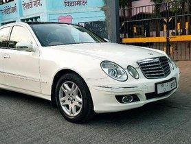 Used Mercedes-Benz E-Class 2008 AT for sale in Pune