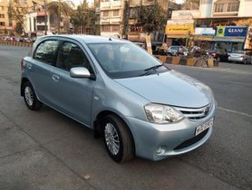 Toyota Etios Liva 1.4 GD 2011 MT for sale in Mumbai