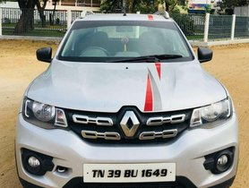 Renault Kwid RXT, 2016, Petrol MT for sale in Tiruppur