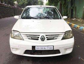 2009 Mahindra Renault Logan CNG MT for sale in Mumbai