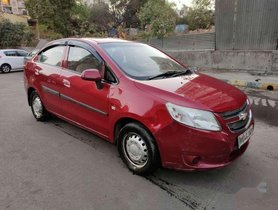 Used Chevrolet Sail 1.2 LS 2014 MT for sale in Pune