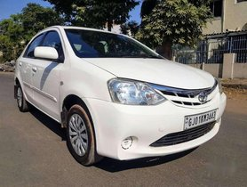 Toyota Etios G, 2011, CNG & Hybrids MT for sale in Ahmedabad