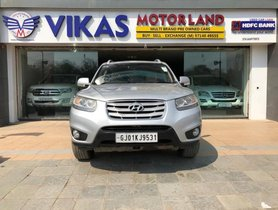 Used 2011 Hyundai Santa Fe 4X4 MT for sale in Ahmedabad