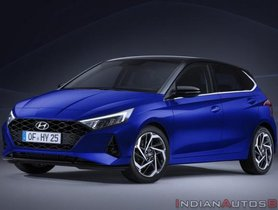 2020 Hyundai i20 to Share Petrol Engine with Venue