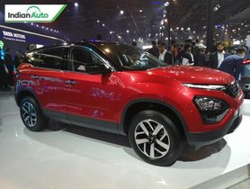 More Powerful Tata Harrier Now Being Delivered