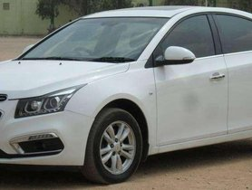 Used 2016 Chevrolet Cruze LTZ AT for sale in Coimbatore