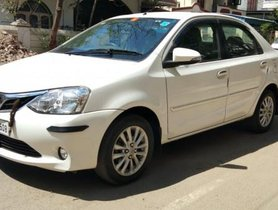 Toyota Platinum Etios 2015 MT for sale in Chennai