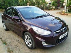 Used 2013 Hyundai Verna 1.6 VTVT EX AT in Bangalore