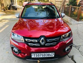Used Renault KWID 2018 MT for sale in Hyderabad