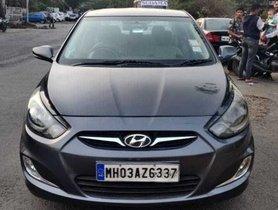 Hyundai Verna 1.6 SX VTVT 2011 MT in Pune