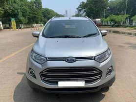 Used 2015 Ford EcoSport 1.5 TDCi Titanium Plus MT in New Delhi