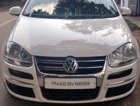 Used 2009 Volkswagen Jetta 1.9 Highline TDI AT in Coimbatore