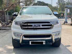 2017 Ford Endeavour 3.2 Titanium 4X4 AT in New Delhi