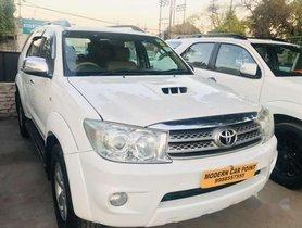 Toyota Fortuner 2.8 2009, Diesel MT for sale in Chandigarh