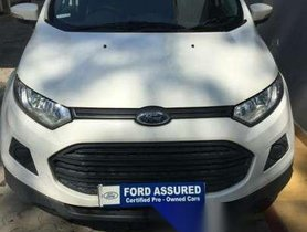 Ford EcoSport 2017 MT for sale in Haldwani