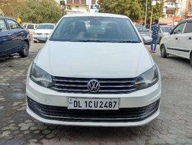 2013 Volkswagen Vento Comfortline Petrol AT for sale in New Delhi
