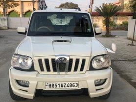 2013 Mahindra Scorpio SLE Diesel MT  in Faridabad