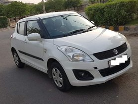 2015 Maruti Swift VXI Petrol CNG MT for sale in New Delhi