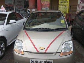 2010 Chevrolet Spark LS Petrol MT in New Delhi