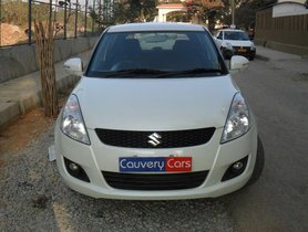 Used 2013 Maruti Suzuki Swift VDI MT for sale in Bangalore