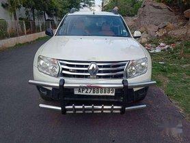 Used Renault Duster, 2014, Diesel MT for sale in Hyderabad