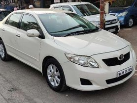 Used Toyota Corolla Altis G 2011 MT for sale in Thane