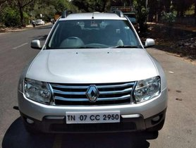 Used 2015 Renault Duster MT for sale in Chennai