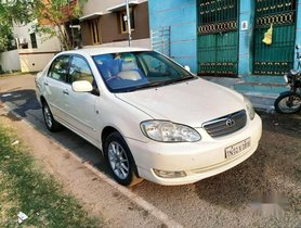 Used Toyota Corolla H2 2006 MT for sale in Chennai